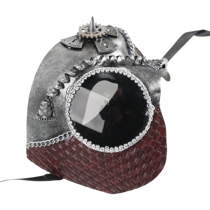 maska ZOELIBAT - Steampunk-Halbmaske