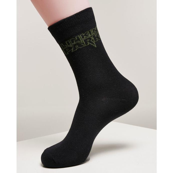 ponožky Linkin Park - 2-Pack - black/white