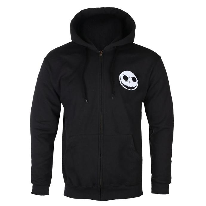mikina pánská Nightmare Before Christmas - Skull Pocket - Black