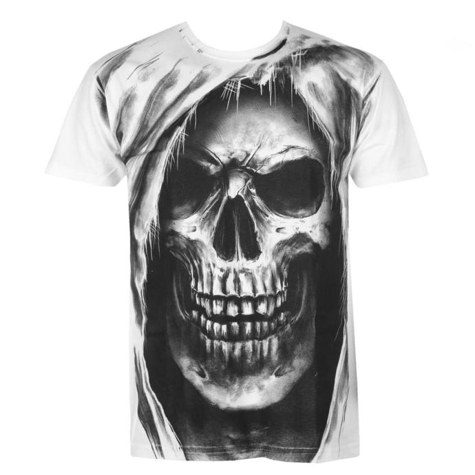 tričko pánské ALISTAR - Skull