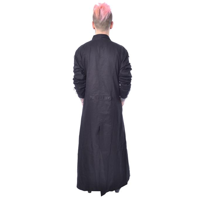 kabát pánský CHEMICAL BLACK - MORPHEUS - BLACK