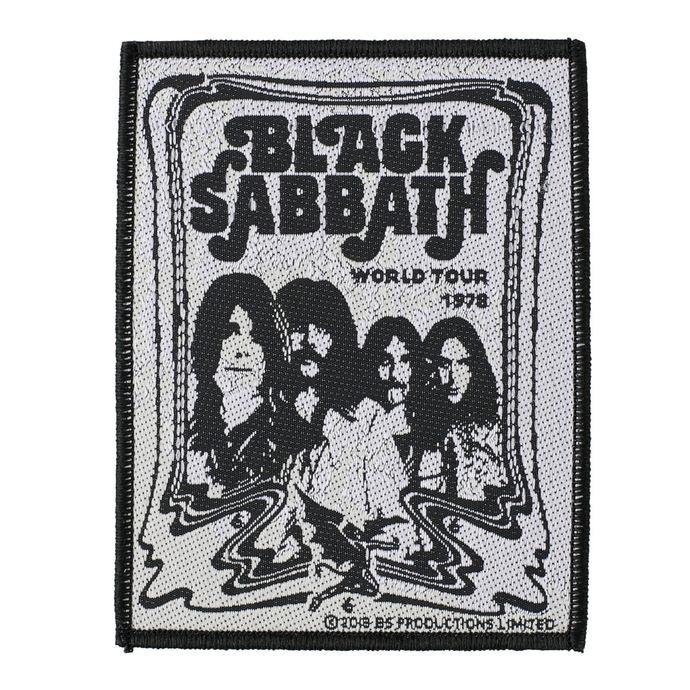 nášivka BLACK SABBATH - BAND - RAZAMATAZ