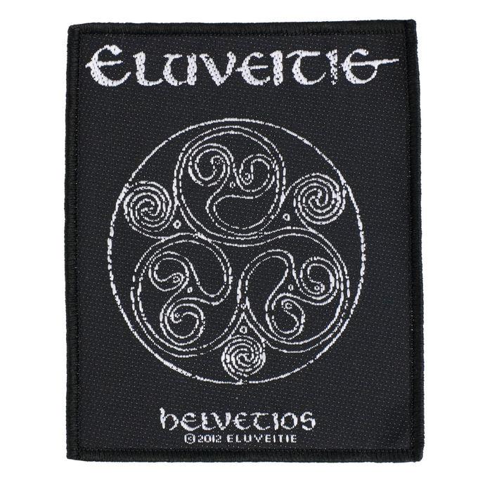 nášivka Eluveitie - Helvetios - RAZAMATAZ