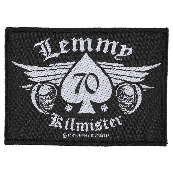 nášivka Motörhead - LEMMY - 70 - RAZAMATAZ