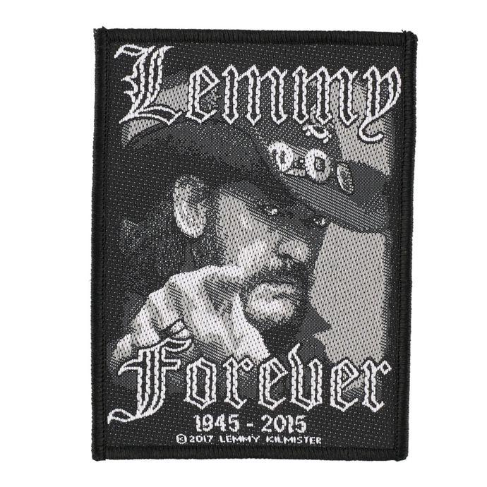 nášivka Motörhead - LEMMY - FOREVER - RAZAMATAZ