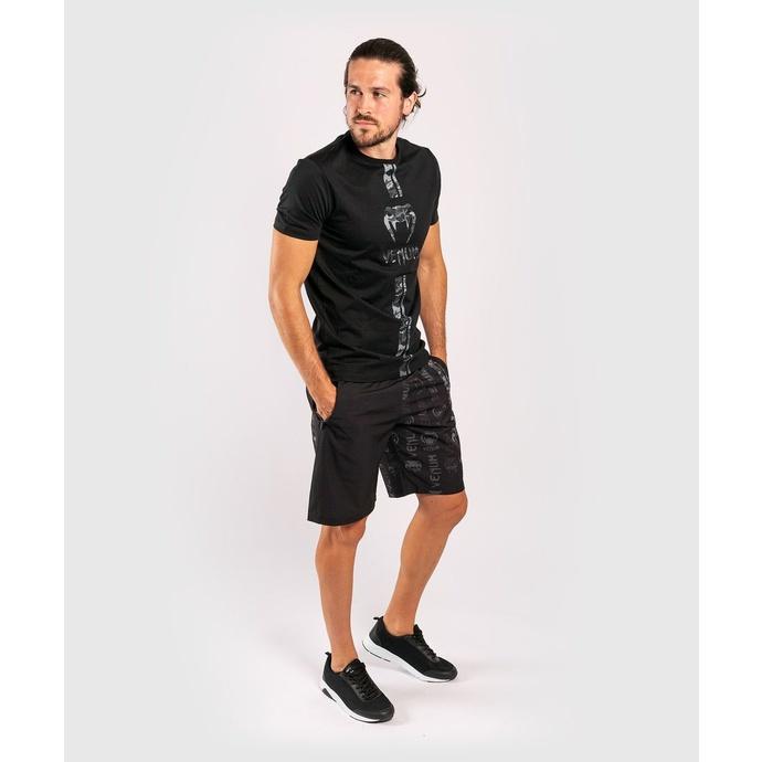 tričko pánské VENUM - Logos - Black/Urban camo