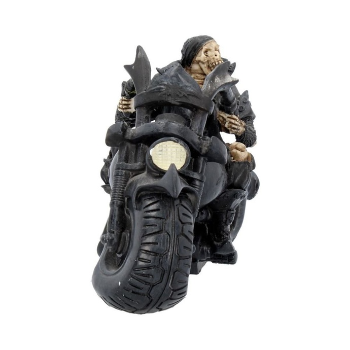 dekorace (figurka) Screaming Wheels