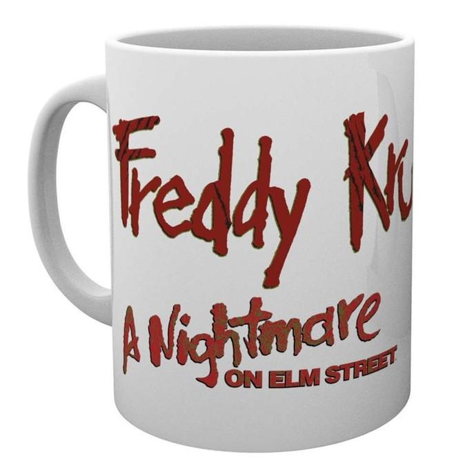 hrnek Noční můra z Elm Street - Freddy Krueger - GB posters