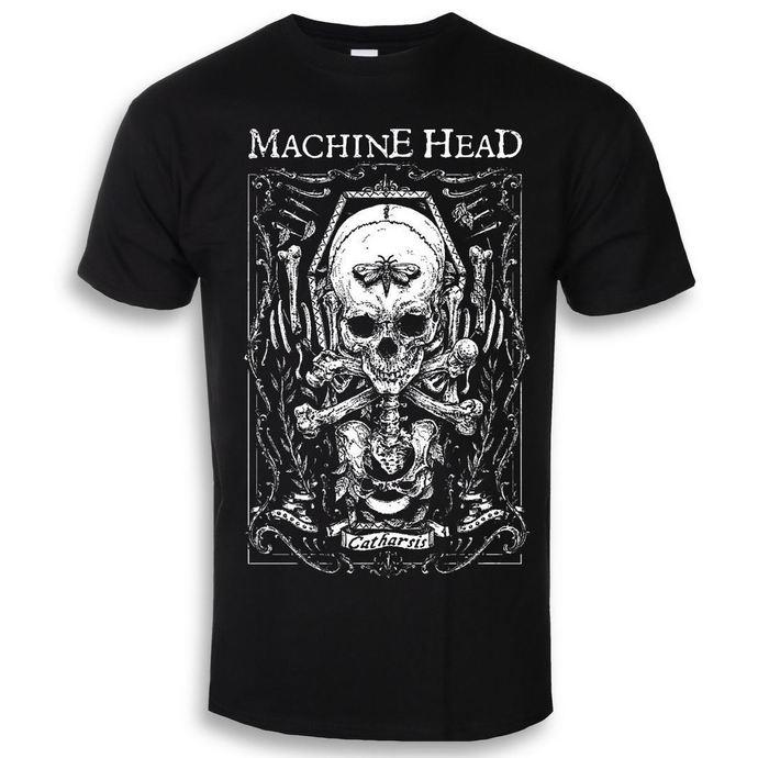 tričko pánské MACHINE HEAD - Moth - NUCLEAR BLAST