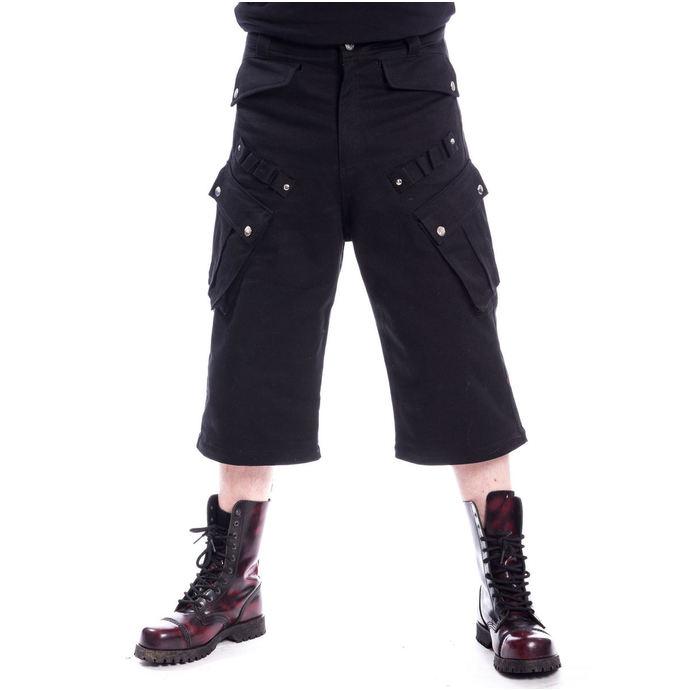 kalhoty pánské CHEMICAL BLACK - NIXON - BLACK