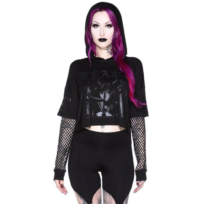 tričko dámské s dlouhým rukávem KILLSTAR - No Angel
