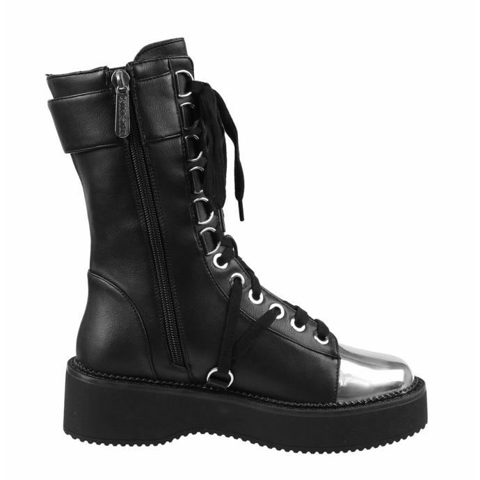 boty dámské KILLSTAR - Nova Boots - Black
