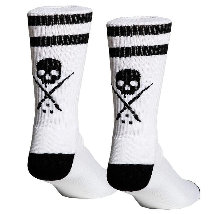 ponožky pánské SULLEN - HIGH BAR - WHITE