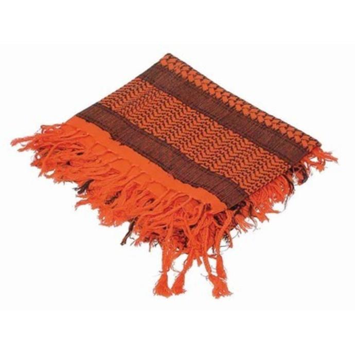 šátek ARAFAT palestina oranžová 2008-005