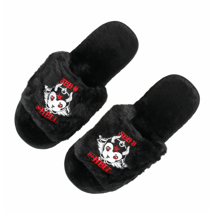 papuče KILLSTAR - See U In Hell