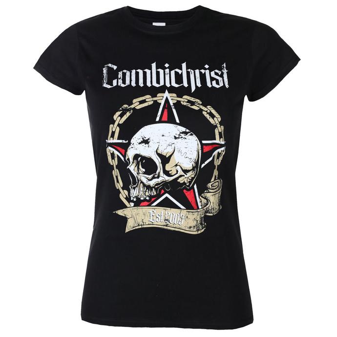 tričko dámské COMBICHRIST - SKULL - PLASTIC HEAD