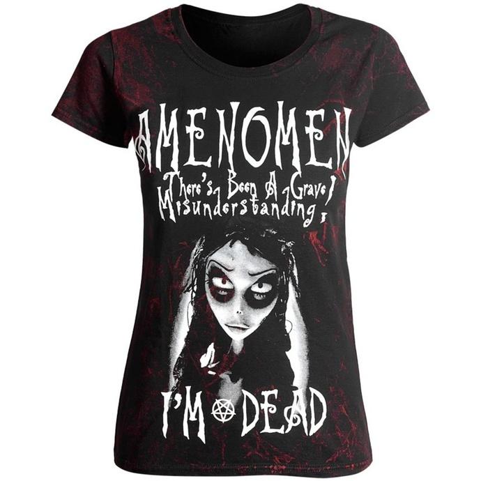 tričko dámské AMENOMEN - NIGHTMARE