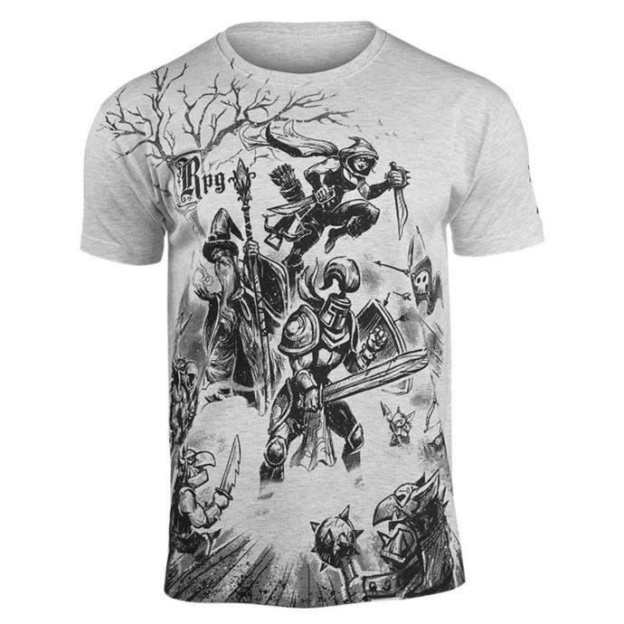 tričko pánské ALISTAR - Vikings Gods RPG