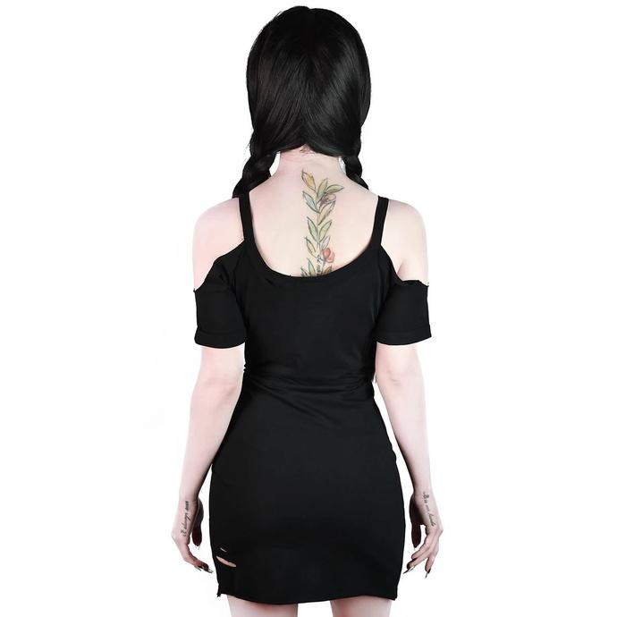 tričko dámské KILLSTAR - Hungry Distressed - BLACK