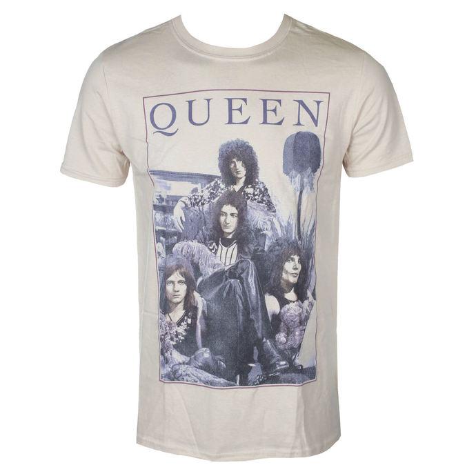 tričko pánské Queen - Vintage Frame - ROCK OFF