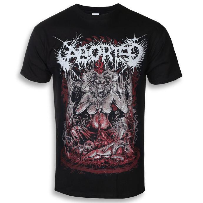 tričko pánské Aborted - Baphomets - RAZAMATAZ