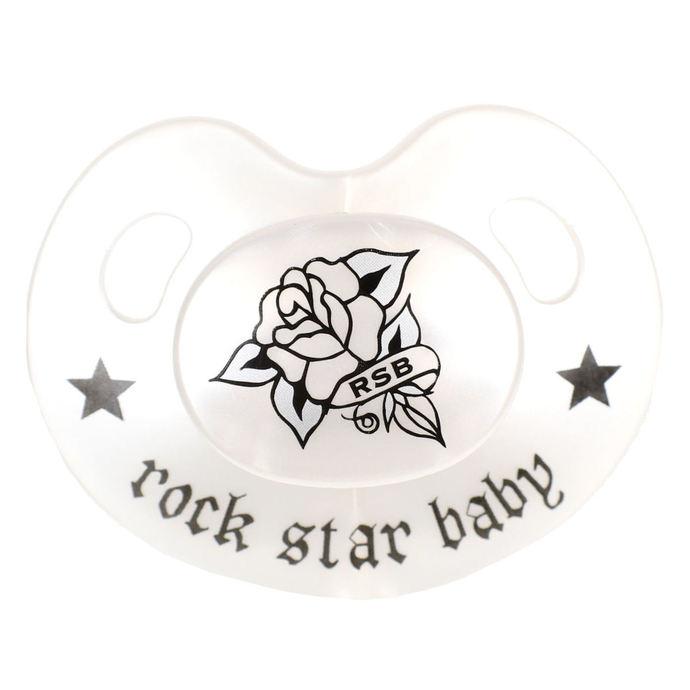 dudlík ROCK STAR BABY - Rose