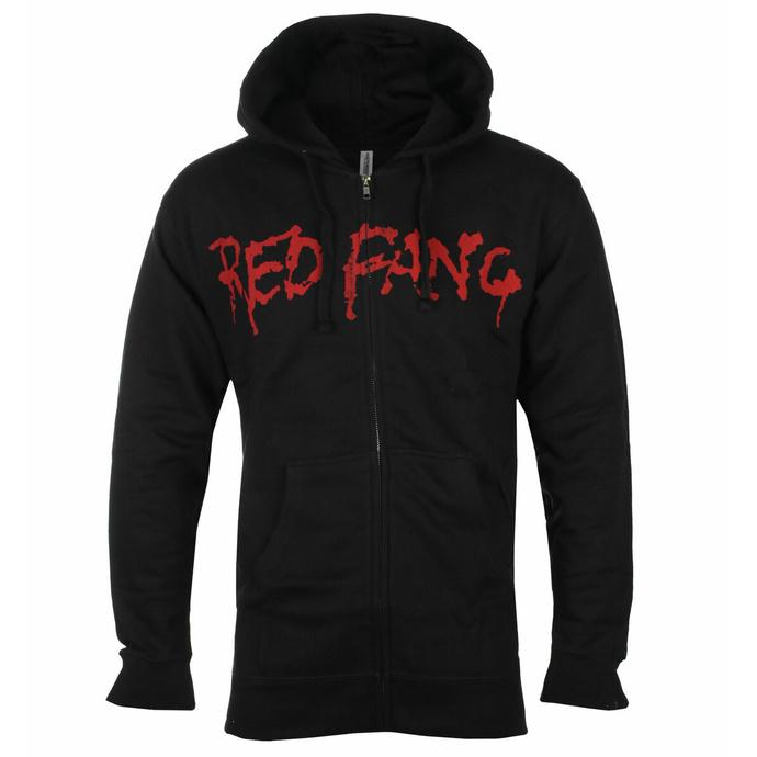 mikina pánská Red Fang - Fang - Black - INDIEMERCH