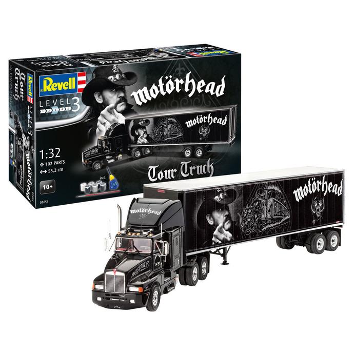 dekorace (model) Motörhead - Kit 1/32 Tour