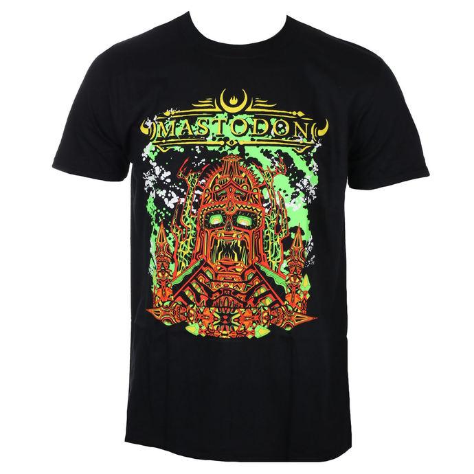 tričko pánské Mastodon - Emperor of God - Black - ROCK OFF