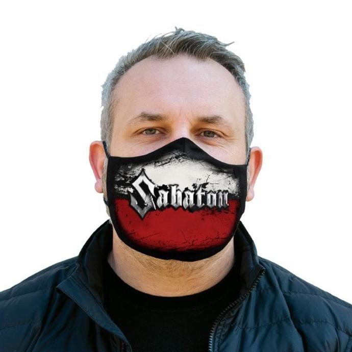 rouška (maska) SABATON