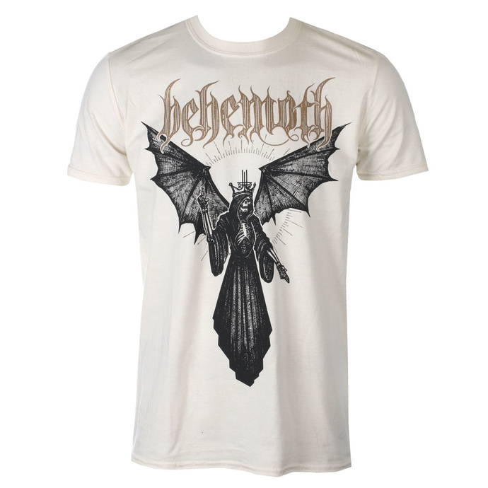 tričko pánské Behemoth - Angel Of Death - Natural - KINGSROAD