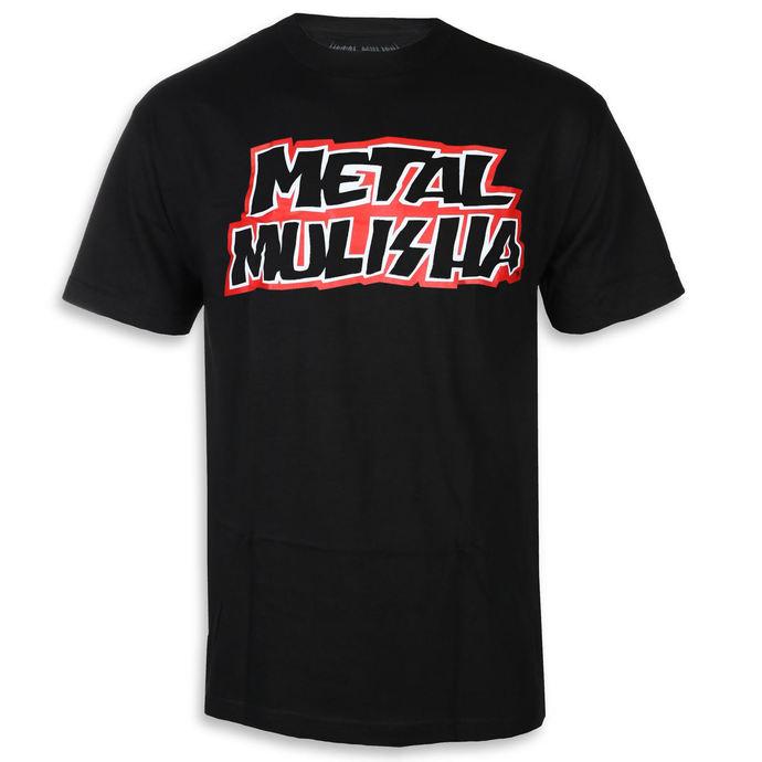 tričko pánské METAL MULISHA - STICK UP BLK, METAL MULISHA