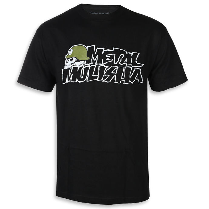 tričko pánské METAL MULISHA - IKON BLK, METAL MULISHA