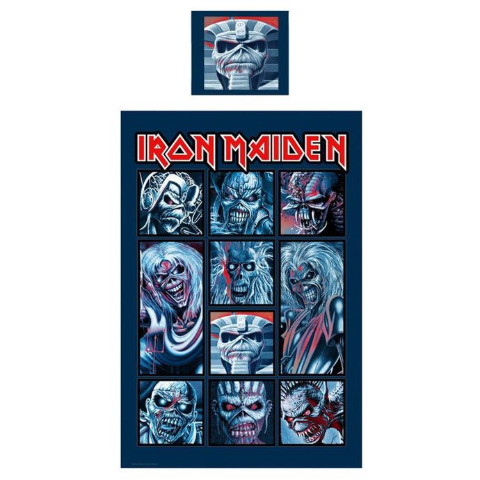 povlečení Iron Maiden - Ten Eddies