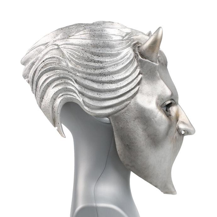 maska LATEXOVÁ - Ghost - Nameless Ghouls