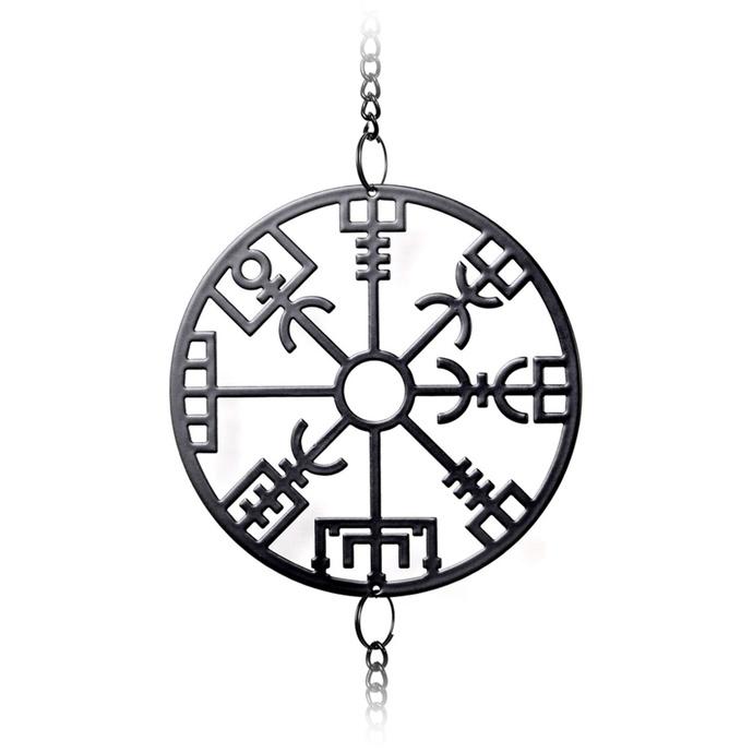 zvonkohra (dekorace) ALCHEMY GOTHIC - Vikiing