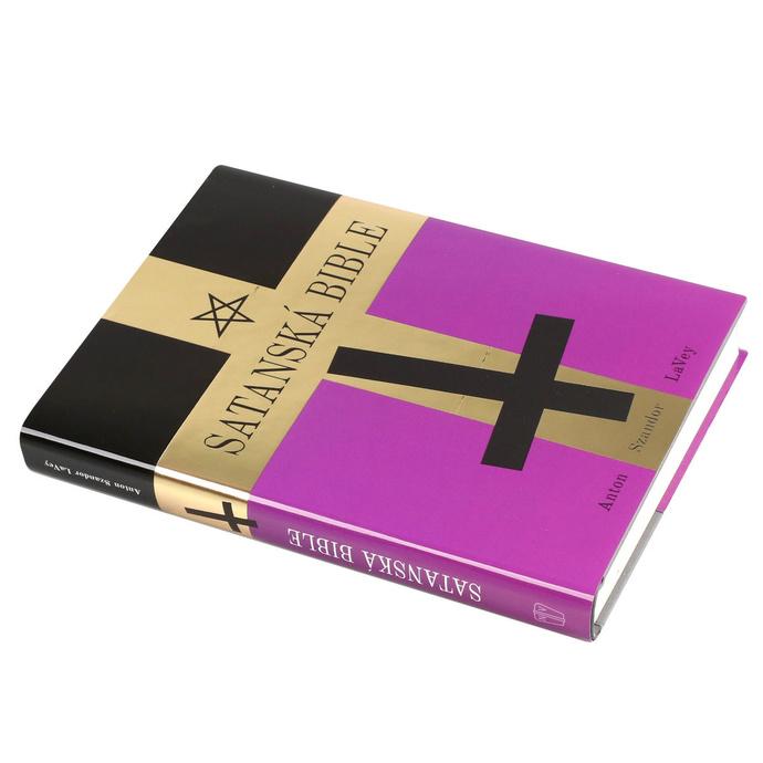 kniha Satanská bible (Naše vojsko)