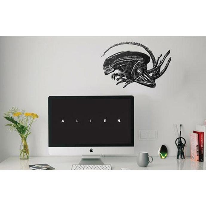 nálepky na stěnu Alien