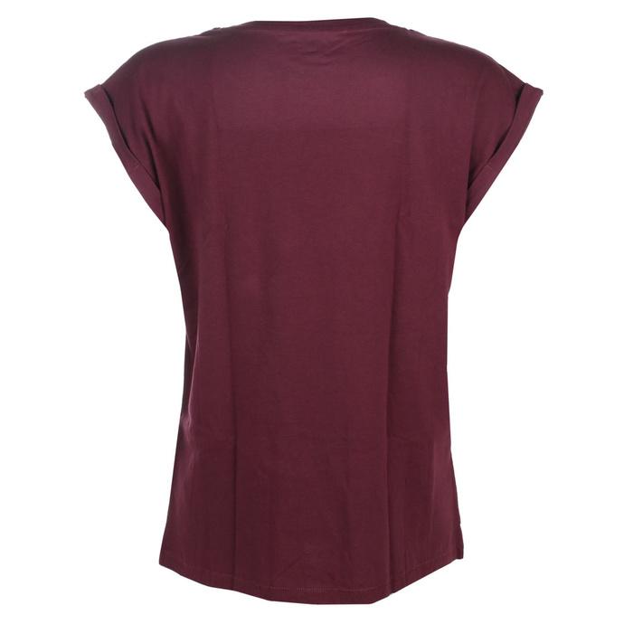 tričko dámské BLACK HEART - MUERTE EXT - RED