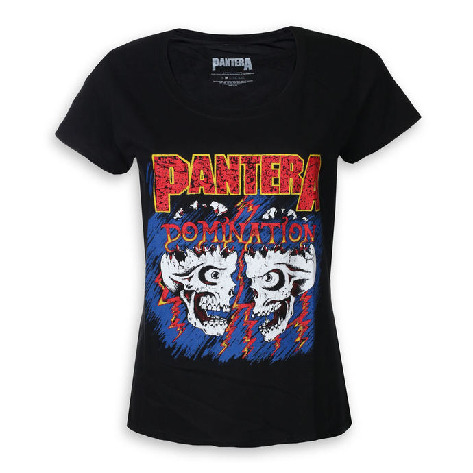 tričko dámské Pantera - Domination - ROCK OFF