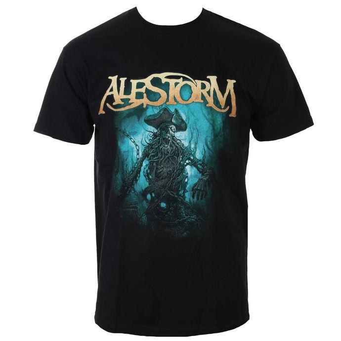 tričko pánské ALESTORM - No Grave But The Sea - NAPALM RECORDS