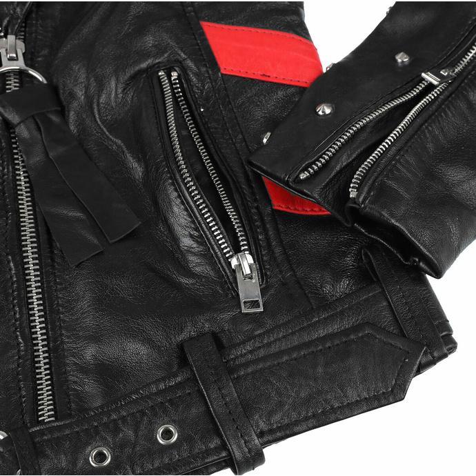 bunda dámská (křivák) 2 G2WTaly - SF LAROXV - Black/Red