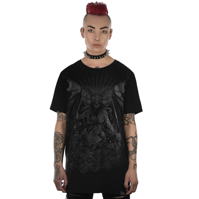 tričko pánské KILLSTAR - Satan Is A Woman T-Shirt