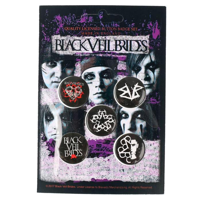 placky Black Veil Brides - RAZAMATAZ