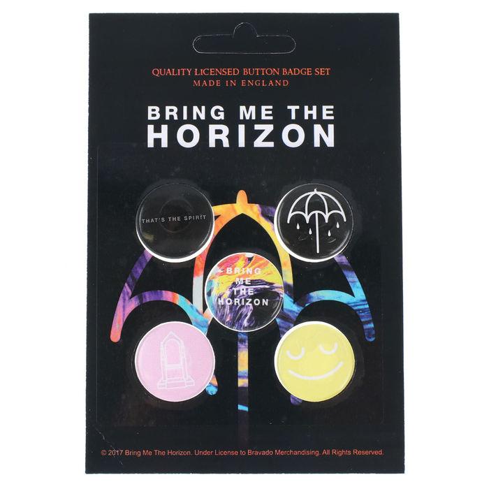placky Bring Me The Horizon - RAZAMATAZ