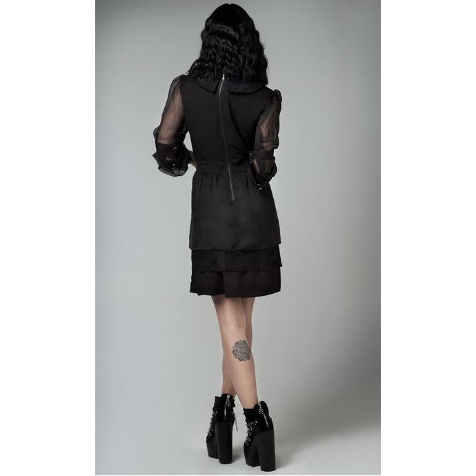 šaty dámské DISTURBIA - SCEPTIC GOSSIMER