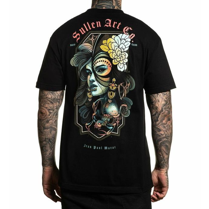 tričko pánské SULLEN - MARAT - BLACK