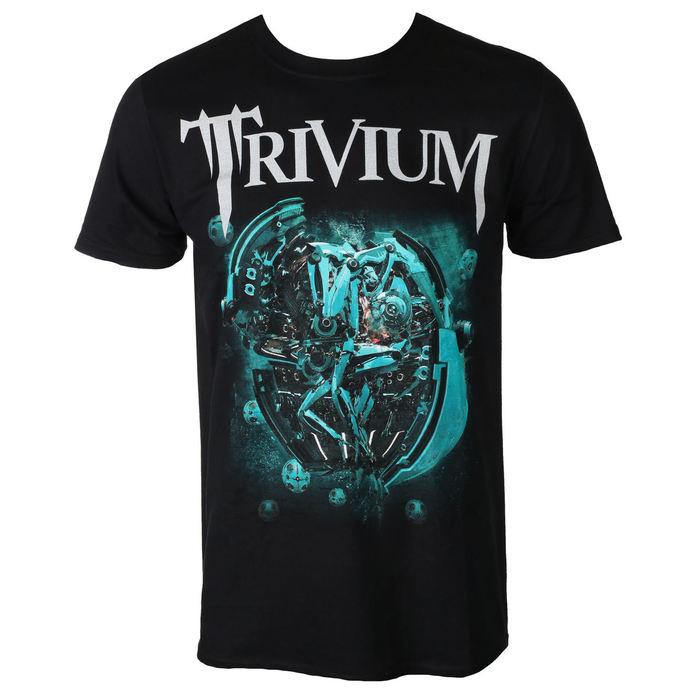 tričko pánské TRIVIUM - ORB - PLASTIC HEAD