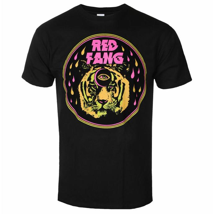 tričko pánské Red Fang - Third Eye Tiger - Black - INDIEMERCH