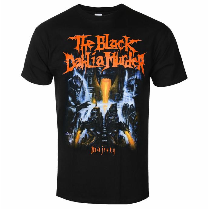 tričko pánské The Black Dahlia Murder - Majesty - Black - INDIEMERCH